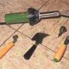 维修瑞士CH6060热风枪LEISTER塑料焊接枪