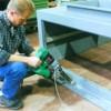 塑料板材热风焊枪瑞士进口挤出式塑料焊枪FUSION 3C