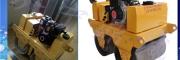 浙江台州厂家直销手推式小型压路机|微型压路机