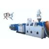 供应PP、PE、PVC塑料波纹管生产线设备机器机械挤出机组