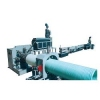供应HDPE大口径中空壁缠绕管生产线设备机器挤出机组塑料机械