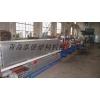 供应棉花包专用PET塑钢打包带生产线设备机器挤出机组塑料机械