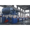 供应PET塑钢丝拉丝机生产线设备机器挤出机组塑料机械