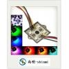 5050RGB4灯四方LED模组广东厂家直销