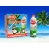 椰子汁厂家|实惠的海南天然椰汁供应,就在椰彩食品公司