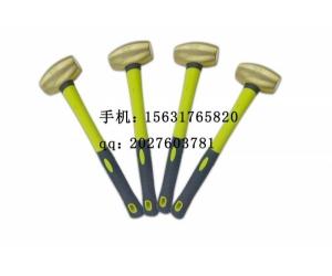 河北泊头紫铜圆鼓锤防爆工具红铜圆鼓锤0.5p-4p