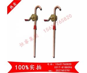 防爆手摇油泵供应铜油泵厂家直销手摇式油泵生产供应
