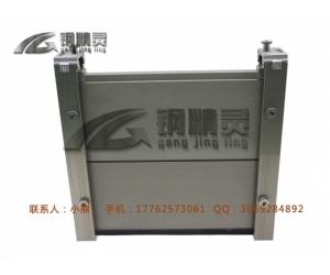 武汉铝合金挡水板厂家 铝合金挡水板 防汛挡水门 湖北挡水板