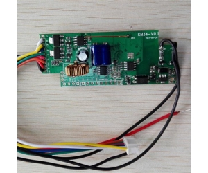 wifi智能照明调色模块 led灯调光控制器 远程开关 定时