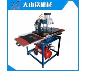 现货批发 气动自动双工位热转印机烫画机 小?#25512;?#21160;气压烫画机