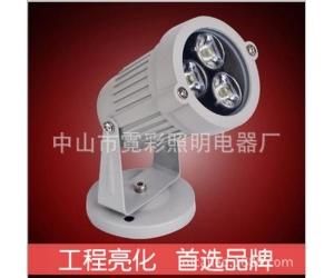 雷士同款LED小射灯3W 广告招牌灯 户外亮化灯具