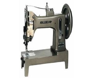 厚料缝纫机 半自动缝纫机 特厚料筒型缝纫机