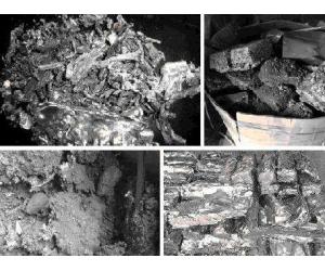 长春锡渣回收,有铅废焊锡丝块灰,无铅环保锡线条厂家长期收购