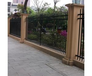 围墙护栏定做厂家 围墙栏杆订做生产厂家批发价格