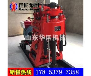 XY-180百米鉆機xy-1b液壓水井鉆機大扭矩低速鉆井機
