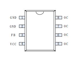 DK124-24W深圳原厂高质量离线式开关电源ic