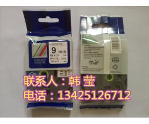 兄弟PT-P700电信电力线缆标签打印机专用色带贴纸