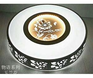 吸顶灯厂家 新款LED吸项灯,阳台灯玻璃吸顶灯, 厂家直销