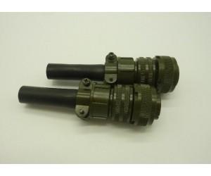 MS5015圆形防水连接器各种型号规格