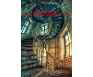 全球15个著名古典楼梯,铁艺楼梯竟占了10个!
