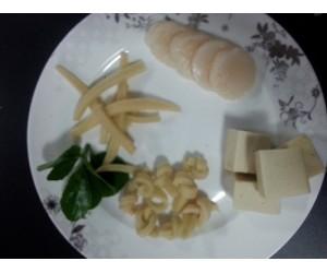 千页豆腐原料配方工艺技术制作方法弹脆劲道保水保油