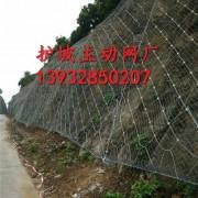 标准的主动防护网@主动柔性防护网检测@13932850207