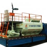 合肥哪里有專業的SP-8380C型水力噴播機——安徽砼濕噴臺車