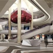 商場超市設計公司-元氏商場裝修設計