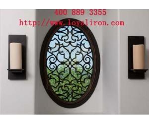 新中式铁艺窗户,博大精深的建筑之美