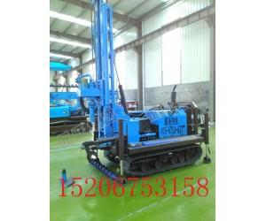 多功能型履带式液压钻机价格  液压钻机图片