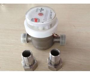 临沂智能水表批发 热销热量表 机械表 远传表 冷水表各式表壳